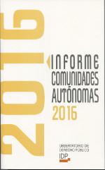 Informe CCAA 2016